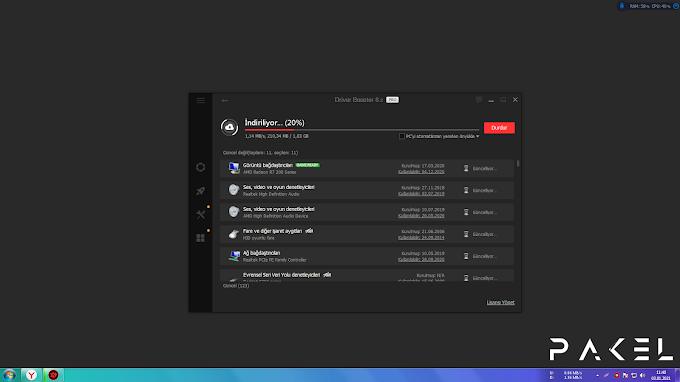 IObit Driver Booster 8.1 Pro Lisans Kod