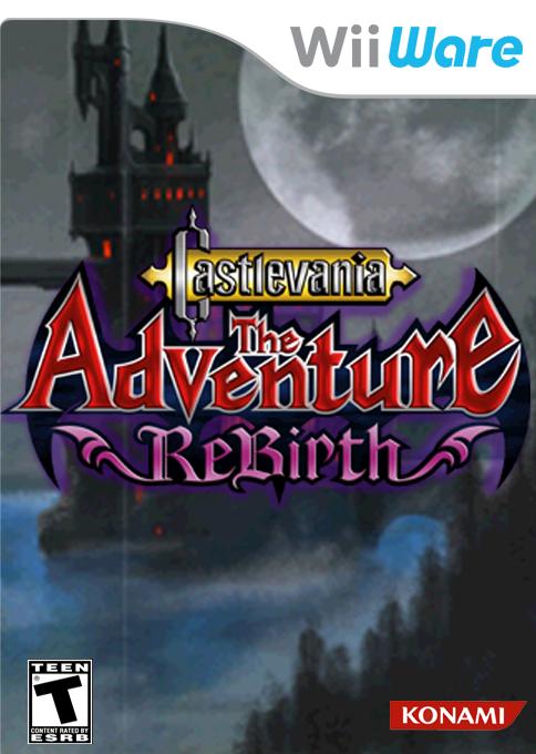 Castlevania The Adventure ReBirth WAD