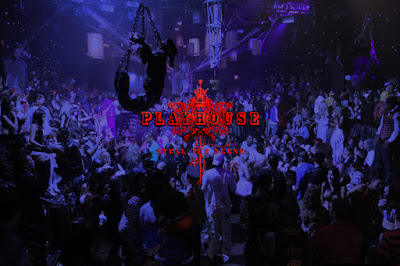Playhouse Hollywood Halloween 2016 Party