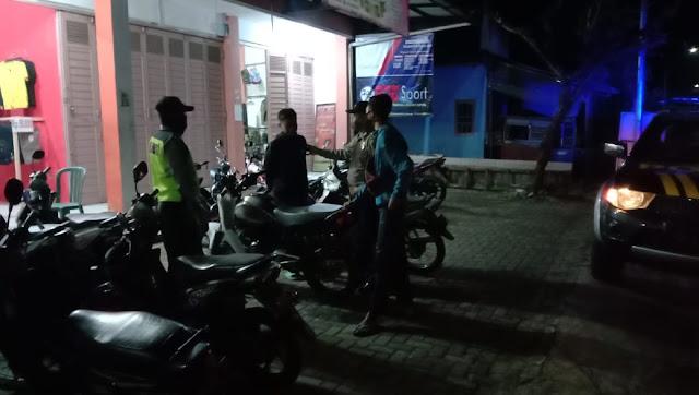 Wujudkan Kamtibmas Kondusif, Polres Batang Giatkan Patroli BLP