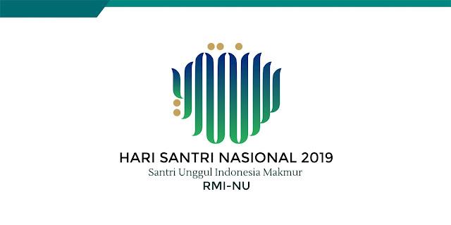 Download Logo Hari Santri Nasional (HSN 2019)