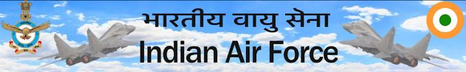 Indian Air Force AFCAT 01/2020 Recruitment 2019