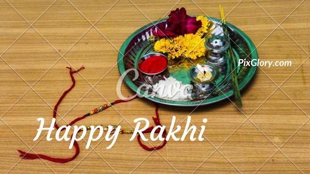 Happy Raksha Bandhan Wish for Sister