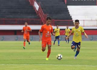 Stoper Asal Borneo FC Perkuat Tim Sepak Bola Persijap Jepara