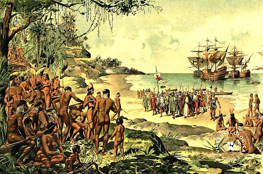 colonization in america The colonial history of the united states covers the history of european settlements from the start of colonization of america until their incorporation into the united states.