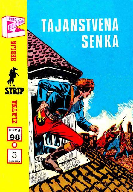 Tajanstverna Senka - Komandant Mark