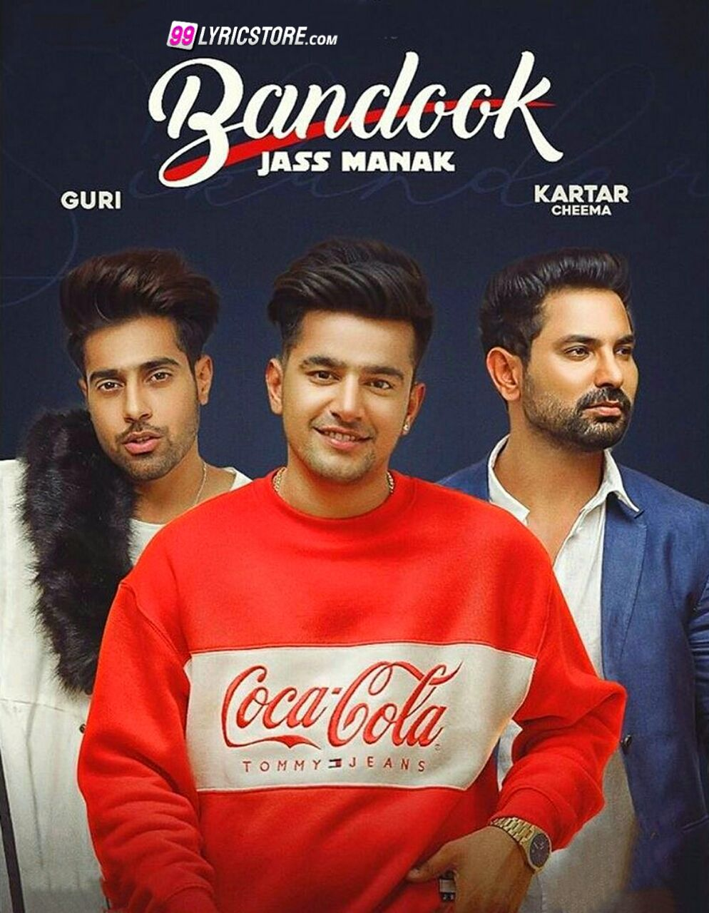 Bandook Punjabi Song Lyrics from movie Sikander 2 sung by Jass Manak
