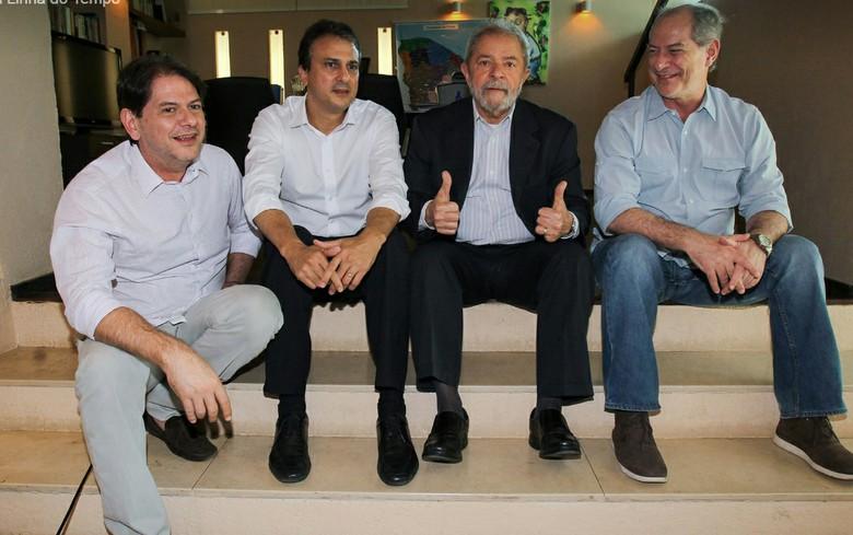 Resultado de imagem para Cid Gomes lidera intenções de votos para o Senado em 2018