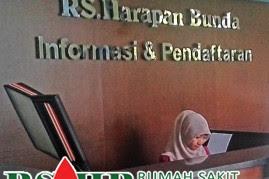 Lowongan Kerja Rumah Sakit Harapan Bunda Lampung Tengah Mei 2018