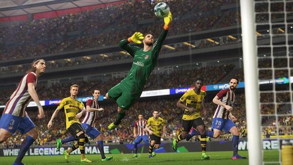 Pro Evolution Soccer 2018 [PES 2018] (USA) PS3 ISO Screenshots #2