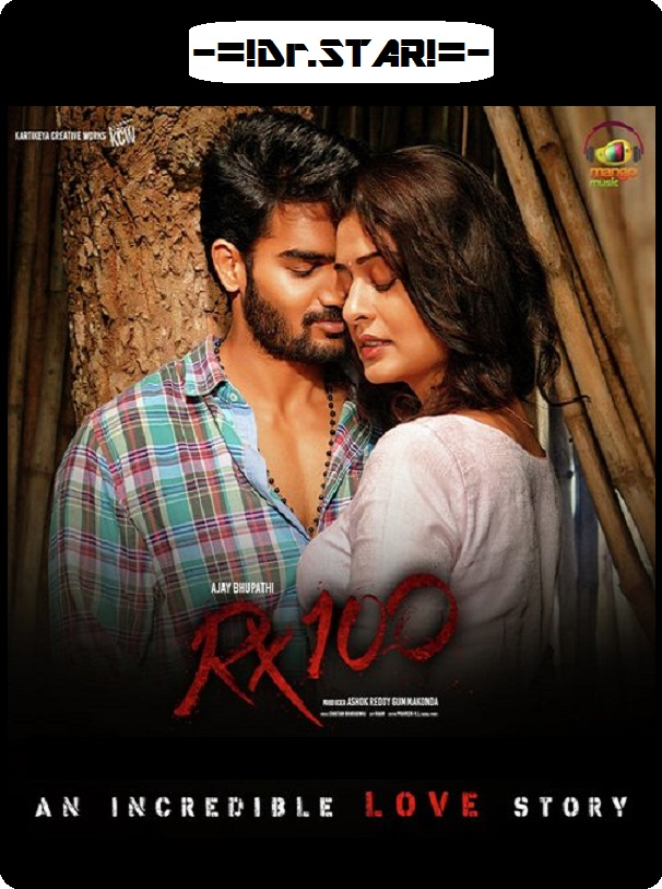 Rx 100 2018 Dual Audio 720p UNCUT HDRip Download x264