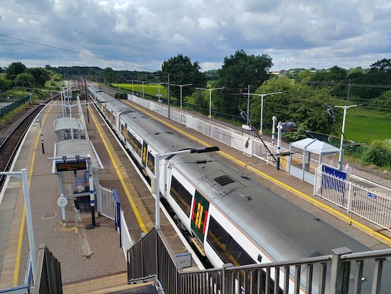 Brookmans Park station - image by North Mymms News via Creative Commons