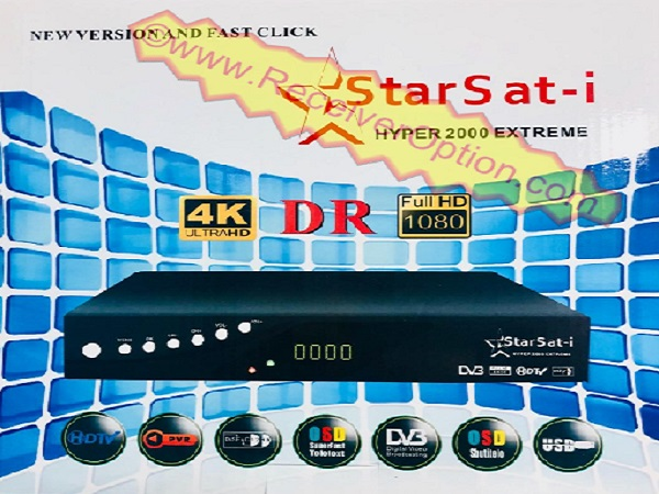 Starsat-I Hyper 2000 Extreme Hd Receiver,Starsat-I Hyper 2000 Extreme Hd Receiver