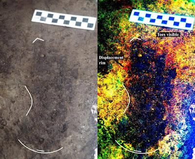 Pegadas humanas de 13 mil anos encontradas no Canadá podem pertencer aos primeiros norte-americanos