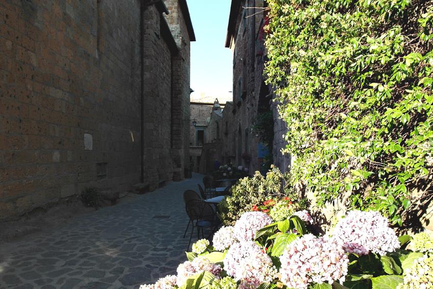 Civita di Bagnoregio, lacjum, la città che muore,umierające miasteczko, miasteczko na tufie