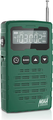 Simple Portable Severe Weather Alert Radio