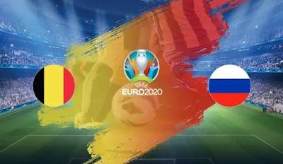 مشاهدة مباراة بلجيكا ضد روسيا 12-06-2021 بث مباشر في بطولة اليورو