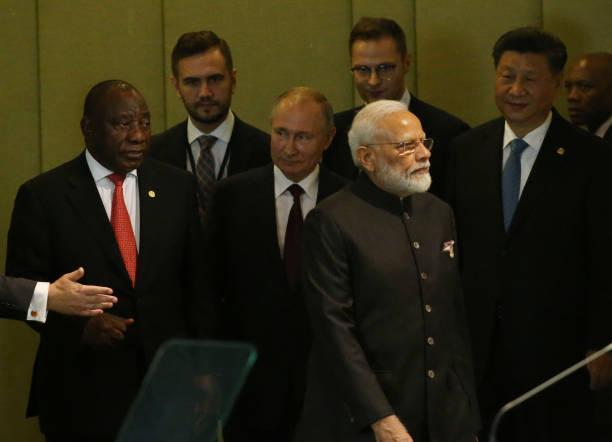 PM Modi addres Bloomberg New Economic Forum