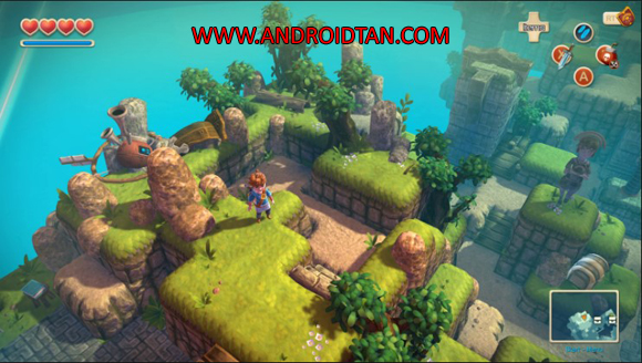Oceanhorn Mod Apk + Data Free Download