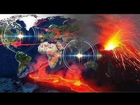 FOTOS: Los volcanes estan despertando de nuevo en varias partes del mundo.