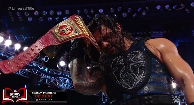 Brock Lesnar Vs Roman Reigns - summer Slam