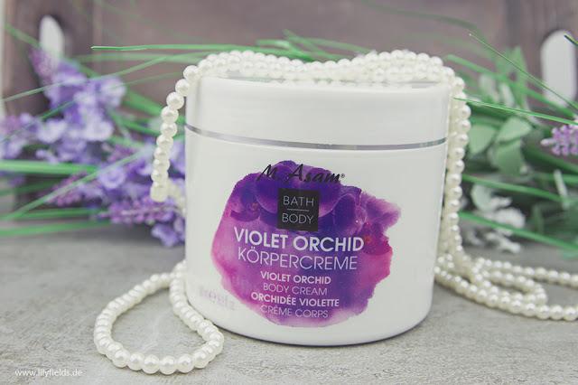 M. Asam - Violet Orchid - Körpercreme