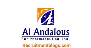 R&D Formulation Section Head At Alandalous pharmaceuticals