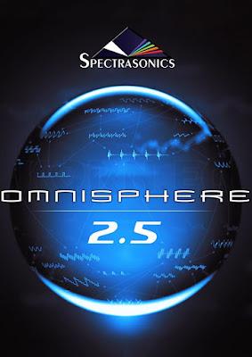 Cover Spectrasonics - Omnisphere 2.5