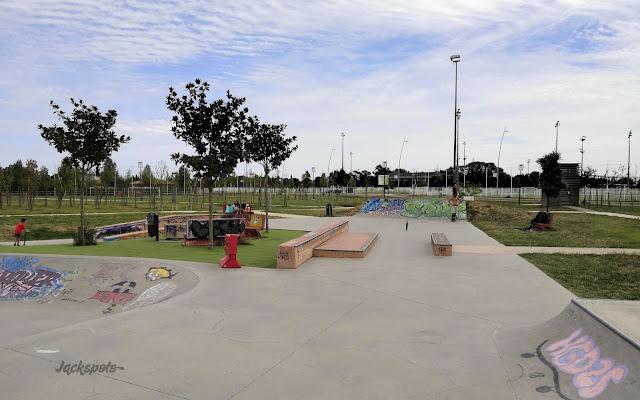 Skate park Toulouse Blagnac