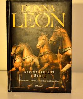 Donna Leon books