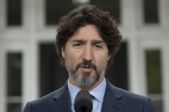 George Floyd protests: Trudeau's epic pause when asked about Trump's response