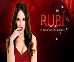 capítulo 16 - telenovela - rubi  - las estrellas