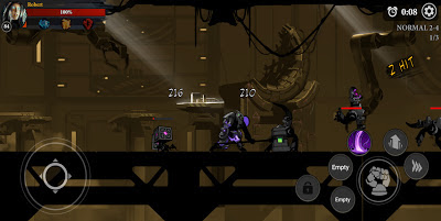Télécharger Stickman Master: League Of Shadow mod