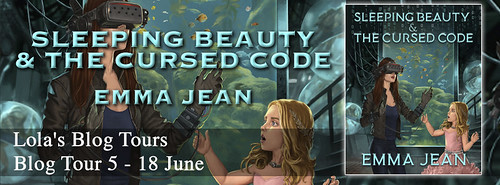 Sleeping Beauty and the Cursed Code tour banner