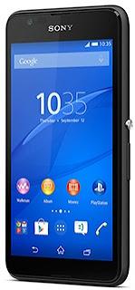 Cara Flashing Sony Xperia E4G Aqua E2033 dengan mudah