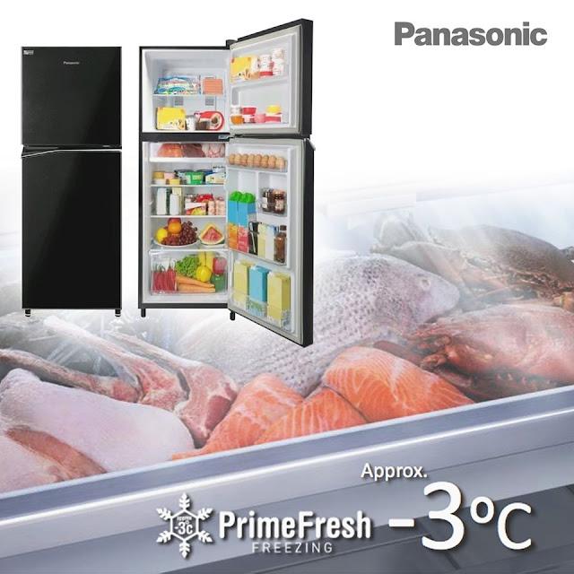 Lemari es Panasonic Prime Fresh