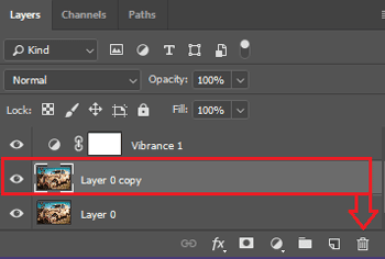 layer photoshop