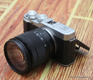 Jual Kamera mirroles Fujifilm X-M1 Wifi - Banyuwangi