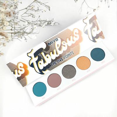 miyo makeup paleta 25 fabulous