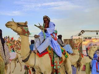 Tuaregs in Timbuktu