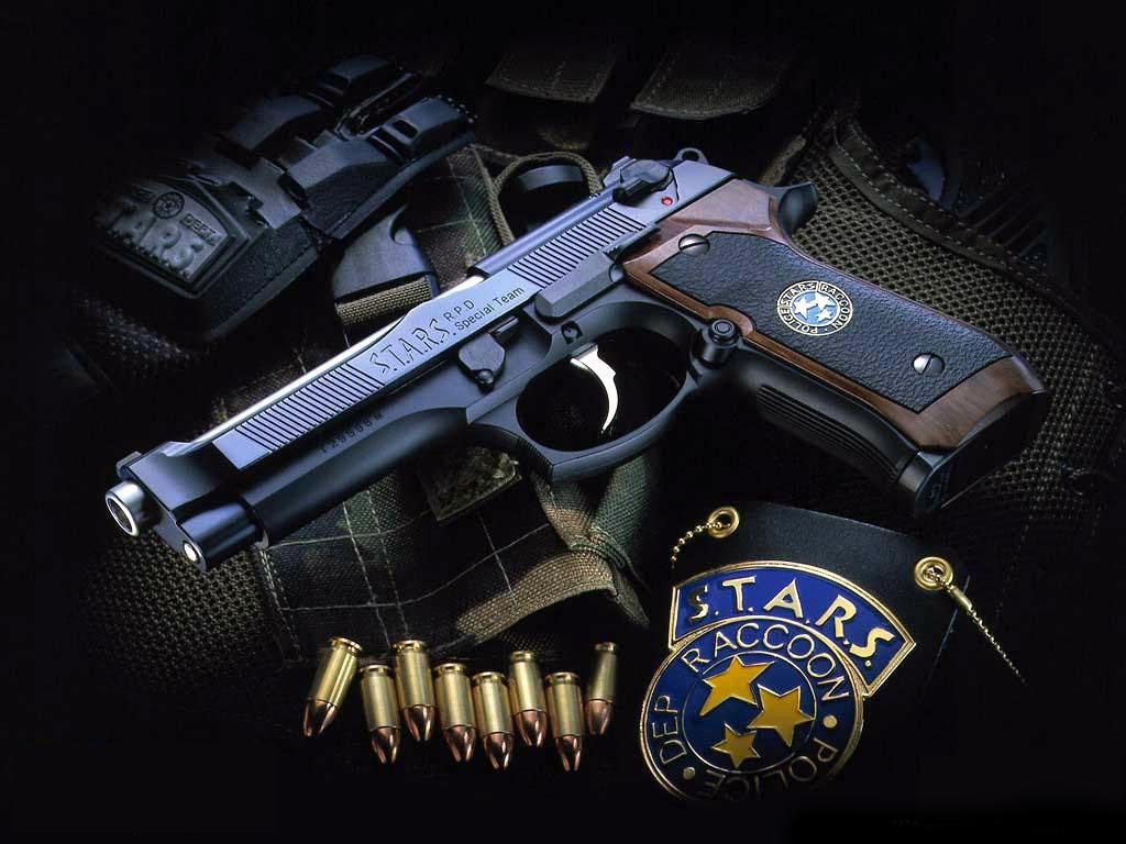 Guns Wallpaper Hd: Weapons: Gun Wallpaper HD