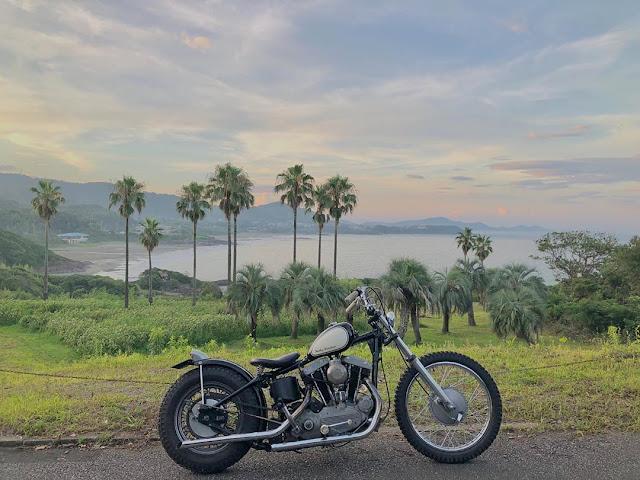 Harley Davidson Ironhead By Miyazaki Hell Kustom