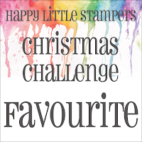 2 x Happy Little Stampers Christmas Favourite