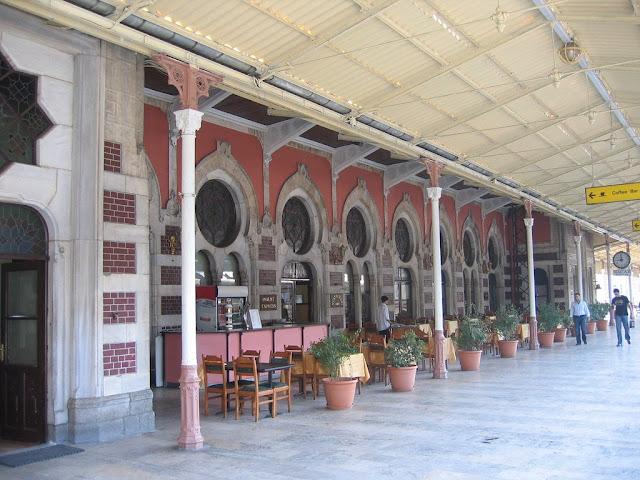 محطة سيركاجي للقطارات