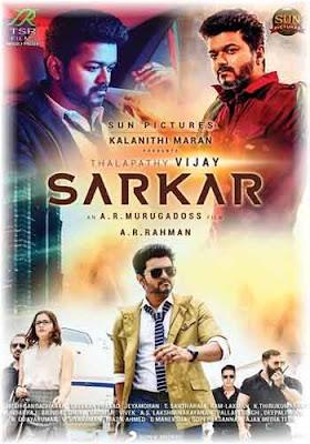 Sarkar 2018 Dual Audio Hindi Dubbed 600MB UNCUT HDRip