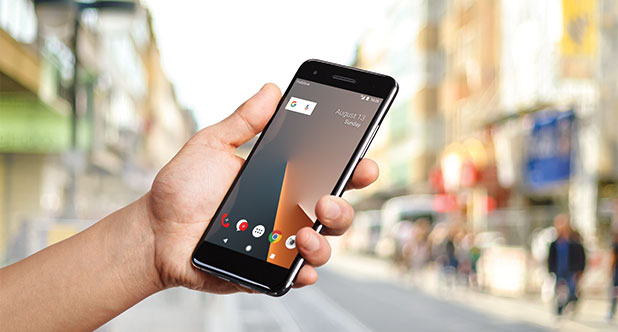 Vodafone Smart V8 With 7.1 Nougat Os Specs & Price