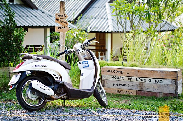 House of Love Pai Thailand