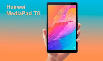 مواصفات و سعر تابلت هواوي Huawei MediaPad T8 - تابلت هواوي ميت باد - البطاريه/الامكانيات/الشاشه/الكاميرات تابلت هواوي Huawei MediaPad T8 مواصفات تابلت هواوي ميدياباد تي8 .