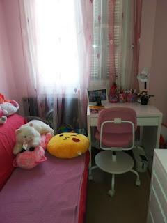 Παιδικό δωμάτιο ολοκληρωμένη λύση καναπές κρεβάτι