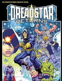 Dreadstar Returns Comic